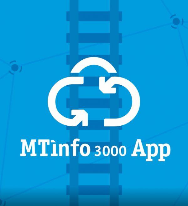 MTinfo 3000 app